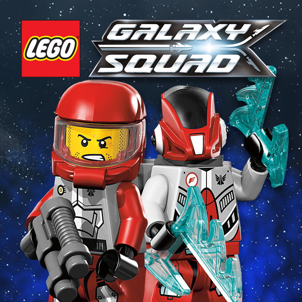 LEGO® Galaxy Squad Bug Battle by The LEGO Group icon