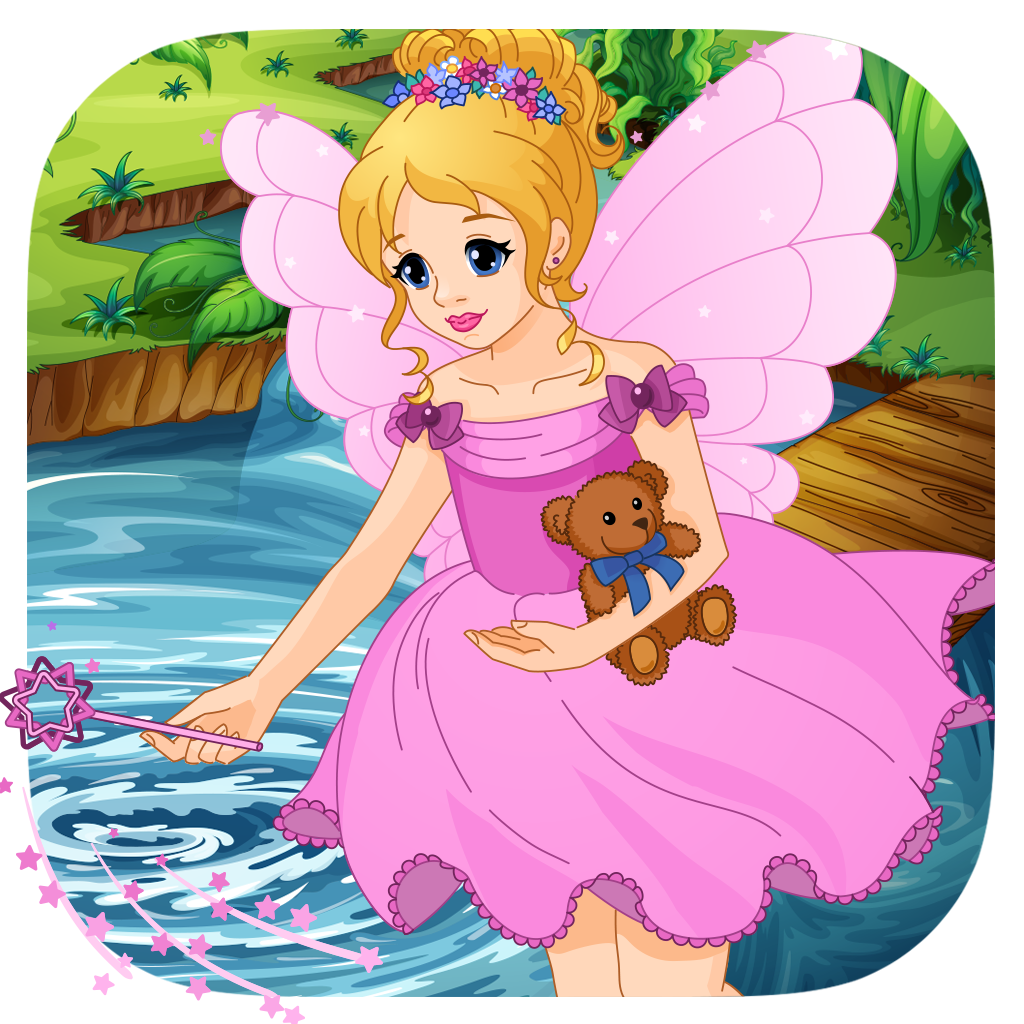 Pretty Princess Spin - A Snowy Jumping Adventure Paid