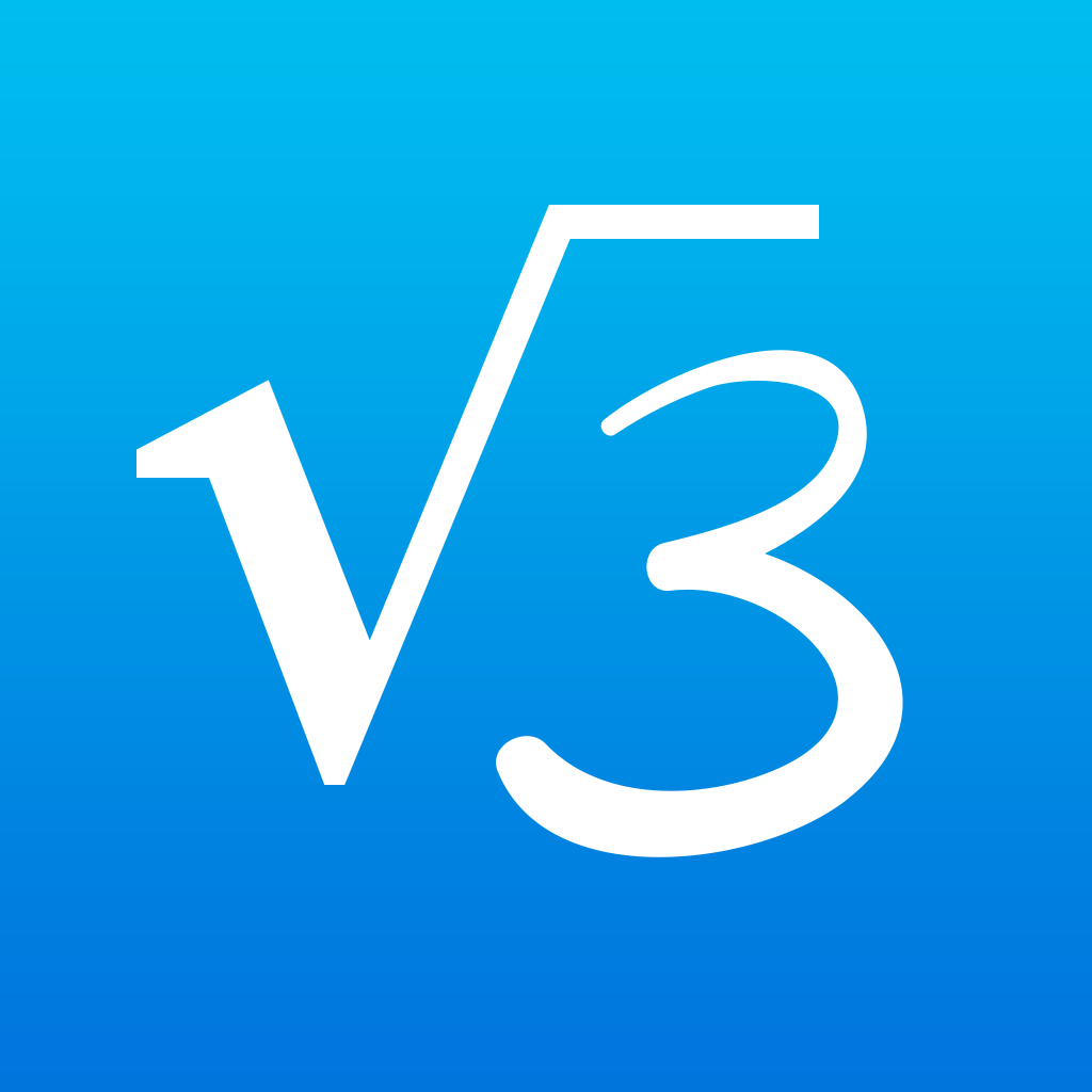 TheAppAddict MyScript Calculator - Handwriting calculator - TheAppAddict